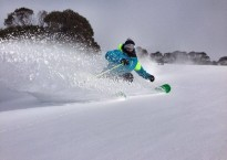 Russ Henshaw at Perisher