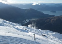 Treble Cone - Upper Home Basin 1 July 2014