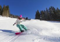SNOW - WOMAN SNOWBOARD HOLIDAY