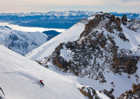 Hit the slopes in Bariloche, Argentina