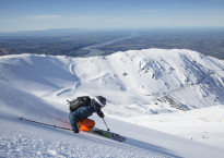 A skier enjoying fantastic snow conditions at award-winning Mt Hutt. Photo credit Neil Kerr.jpg