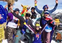 Australian-Friends-Skiing-Snowboarding-Vail