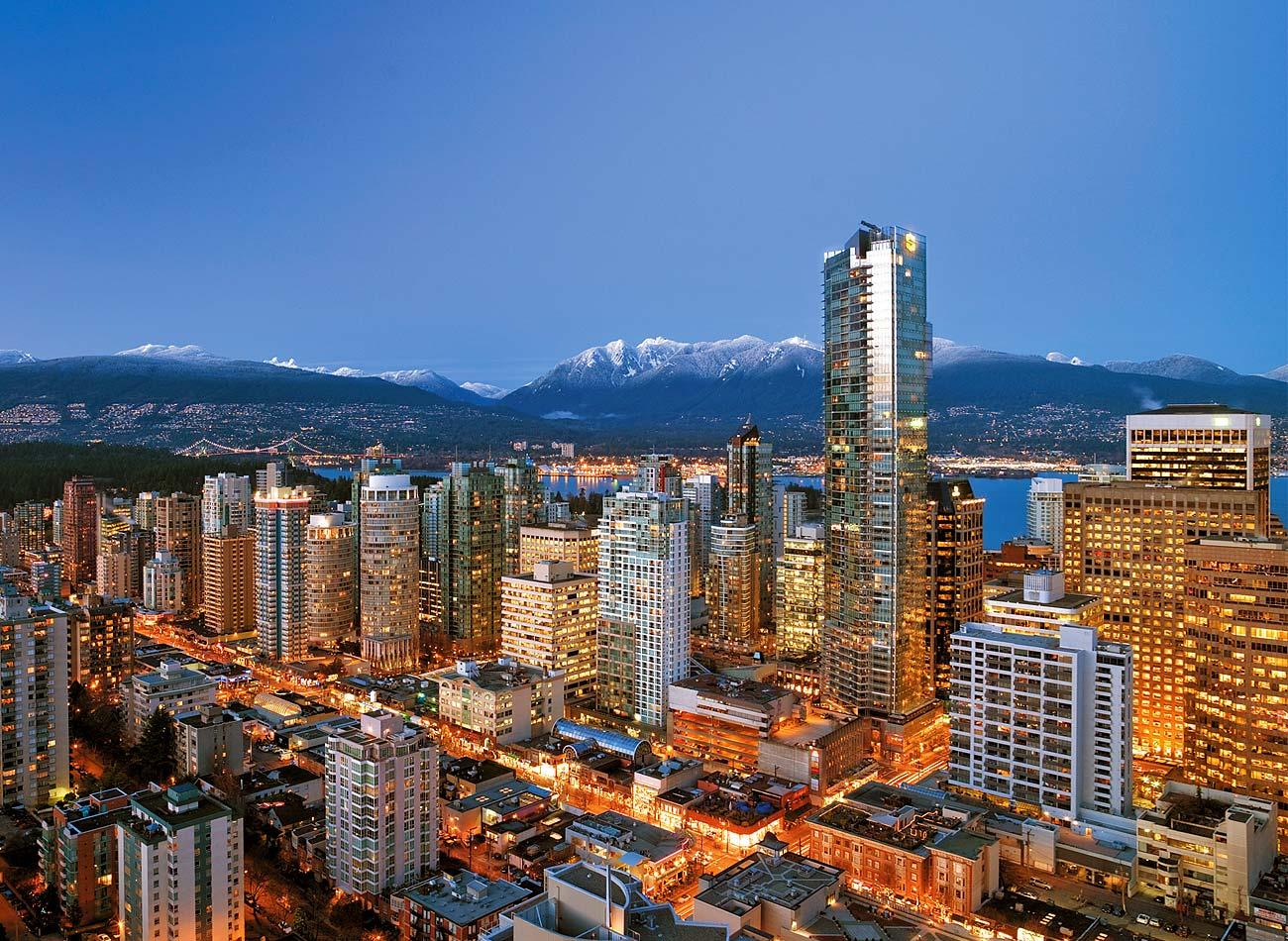Shangri La Hotel Vancouver