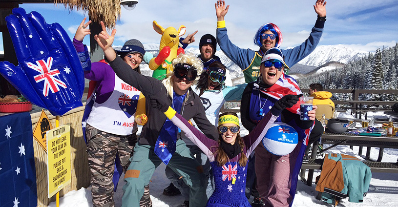 Free Beer For Aussies At Vail Snowsbest